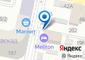 Милетон на карте