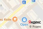 Схема проезда до компании Золотая Корона в Орехово-Зуево