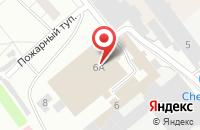 Схема проезда до компании Телевидение Орехово-Зуево в Орехово-Зуево