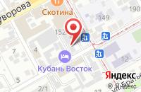 Схема проезда до компании Кузня в Родниках