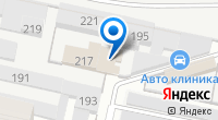 Компания Маркетри на карте
