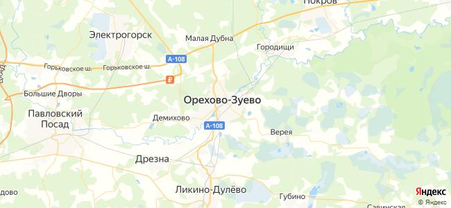3 автобус в Орехово-Зуево