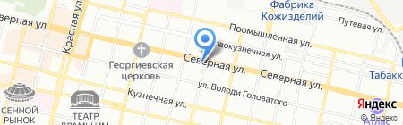 Hormann на карте Краснодара