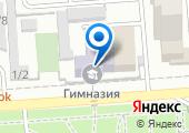 Массаж на карте