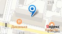 Компания агентство артишок на карте