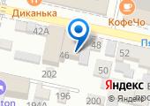 Радио Шансон Краснодар на карте