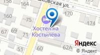 Компания 2ГИС на карте