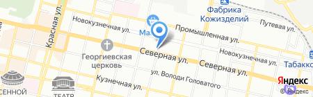 Росфарма на карте Краснодара