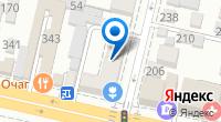 Компания Антур на карте