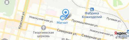 Московский Комсомолец в Сочи на карте Краснодара