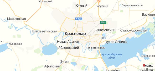 13 маршрутка в Краснодаре