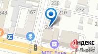 Компания независимый экспертный центр- крдэксперт на карте