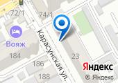 Нотариус Жаркова Р.И. на карте