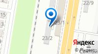 Компания Росток на карте