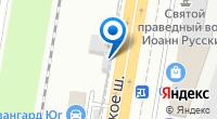 Компания Потому что гладиолус на карте