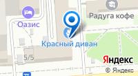 Компания РОМБ на карте