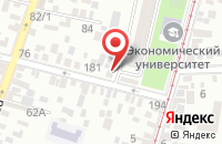 Схема проезда до компании Научно-Производственная Компания «Рисёнок» в Краснодаре
