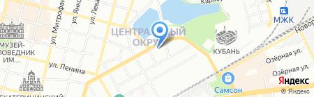 DIGS estate на карте Краснодара