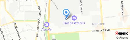 QuickPrint на карте Краснодара