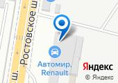 Рубеж-12К на карте