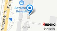 Компания ИнтерметГрупп на карте