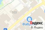 Схема проезда до компании Диана в Орехово-Зуево