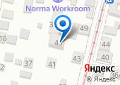 Централизованная бухгалтерия министерства культуры Краснодарского края, ГКУ на карте