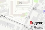 Схема проезда до компании CONTUR в Краснодаре