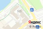 Схема проезда до компании Фонд социального страхования РФ №44 в Орехово-Зуево