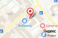 Схема проезда до компании Спецодежка в Орехово-Зуево