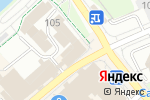 Схема проезда до компании Gloss в Орехово-Зуево
