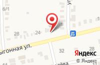 Схема проезда до компании Автомойка в Новотитаровской
