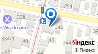 Компания Краснодарское на карте