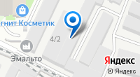 Компания Эмальто на карте