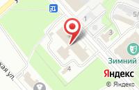 Схема проезда до компании Нефинея в Орехово-Зуево