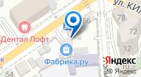Компания Тенториум на карте