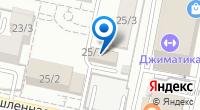 Компания Геострой-Юг на карте
