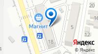 Компания Скадо на карте