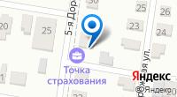 Компания Страховое агентство на карте