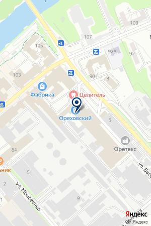 ПТФ JAGERHAUSE на карте Орехово-Зуево