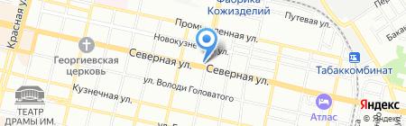 4Life на карте Краснодара