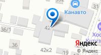 Компания Сахпромналадка на карте