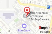 Схема проезда до компании Смарт-Холдинг в Краснодаре