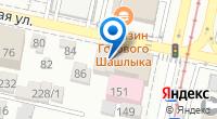 Компания Detail-auto на карте