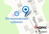 ветеринарный кабинет станице новотитаровская на карте