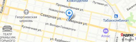 Печати5 на карте Краснодара
