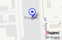 Схема проезда до компании КУБАНСКИЙ ФИЛИАЛ АКБ РОСБАНК в Краснодаре