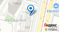 Компания Дизайн Департамент на карте