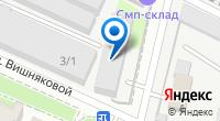 Компания Пневмомастер на карте