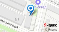 Компания Дельта-Техно на карте